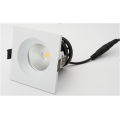5W/7W/10W Recessed LED Downlight