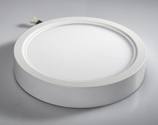 18w Surface Mount Round Led Panel Light