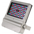 Low Profile RGB LED Flood Lights