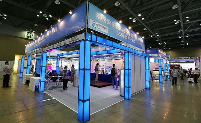 International LED & OLED Expo Korea 2018