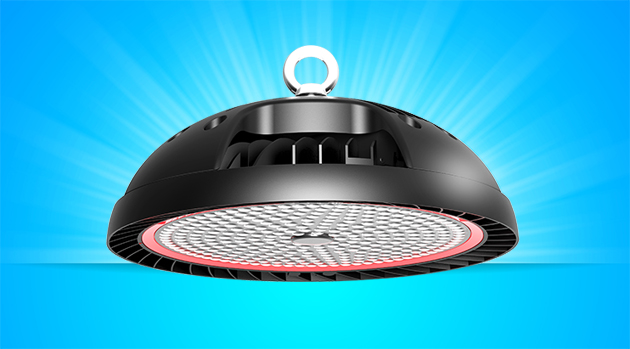 High Performance UFO LED High Bay Lights