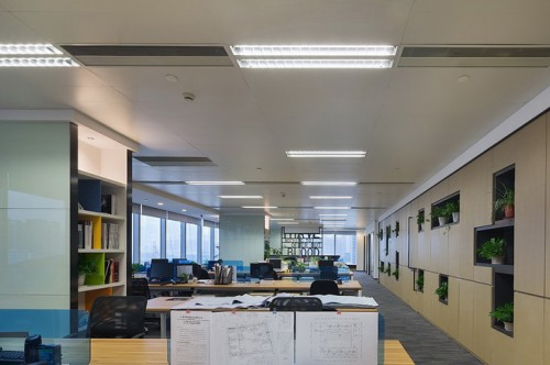 LED Lighting Retrofit