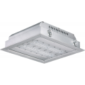 ATEX Explosion Proof LED Canopy Lights for Gas Stations, Drive-thru Buildings