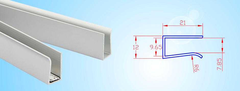 Aluminum Channel For Gl Edge Lighting