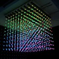 RGB LED Pixel Spheres | Hanging Curtain 3D Spheres, DMX Addressable Pixel Balls