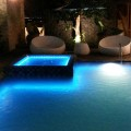 Submersible LED Fountain, Pool, Spa Light Modules | LED Water Park Lighting