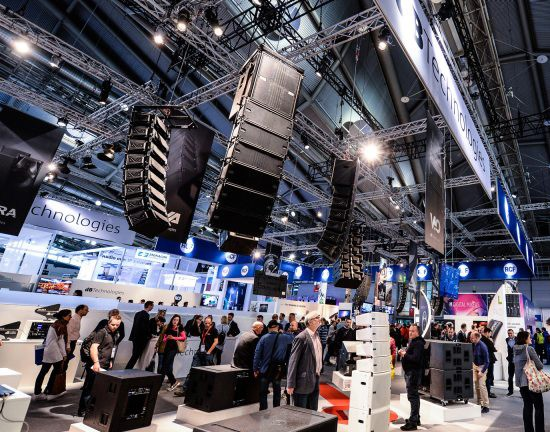Prolight + Sound Frankfurt 2020