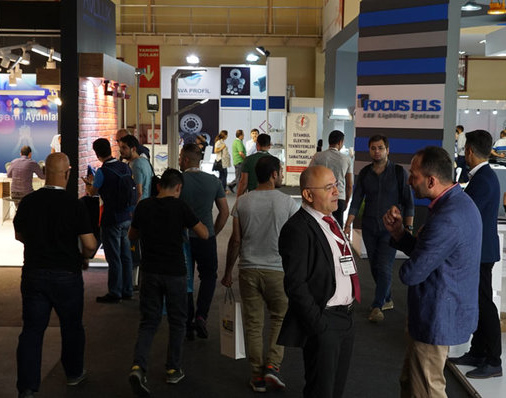 IstanbulLight - International Lighting & Electrical Equipment Fair and Congress