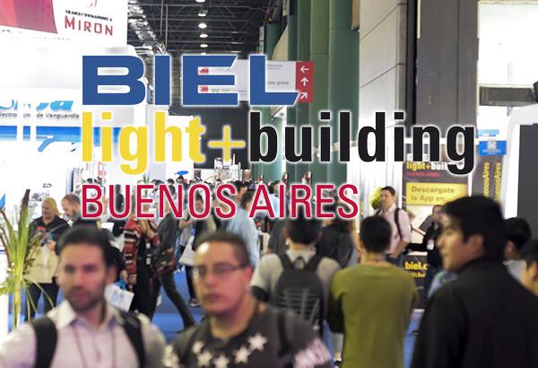 BIEL Light + Building Buenos Aires 2019