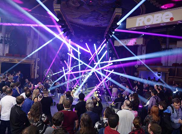PLASA Show - The International Event for the Entertainment Technology Industry
