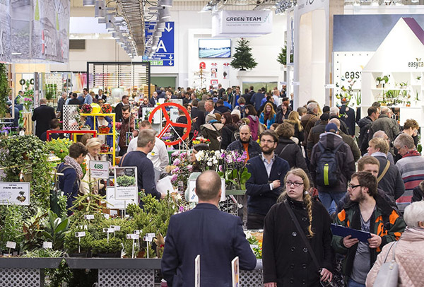 IPM Essen 2019 - International Trade Fair for Horticulture