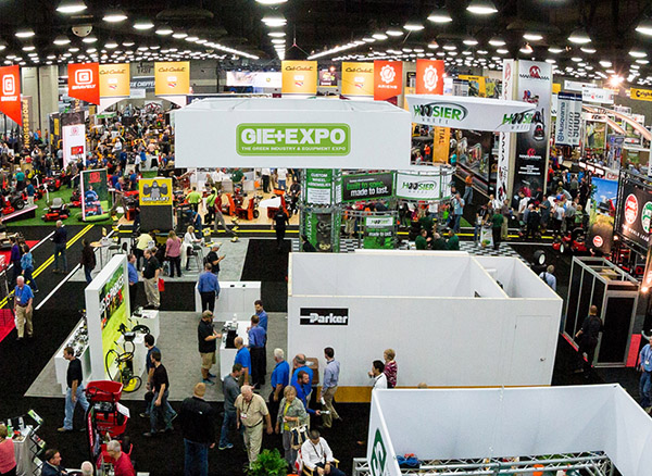 GIE+EXPO - The Green Industry & Equipment Expo