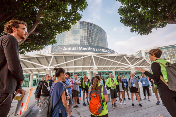 2018 ASLA Annual Meeting & Expo | American Society of Landscape Architects