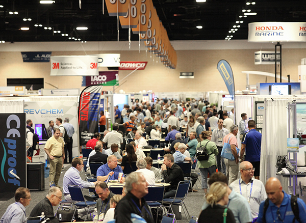 IBEX Show - International BoatBuilders' Exhibition & Conference