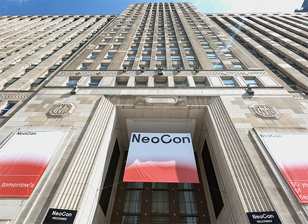 NeoCon 2021 - Design Expo and Conference for Commercial Interiors