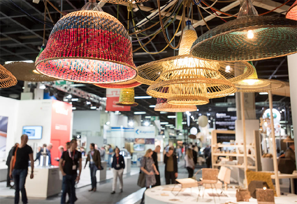 Interzum Cologne 2019 - Trade Fair for Furniture Production and Interior Design