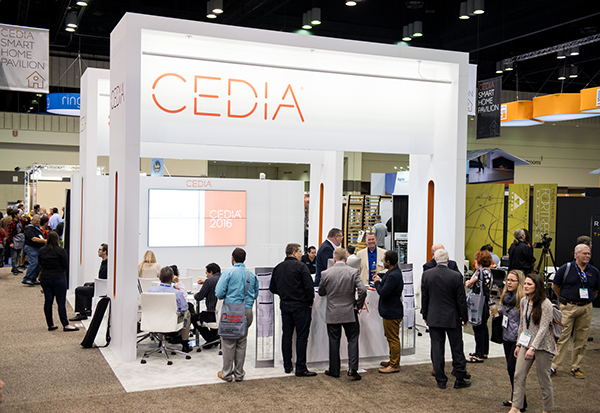 CEDIA Expo 2020 - Home Tech Trade Show & Conference