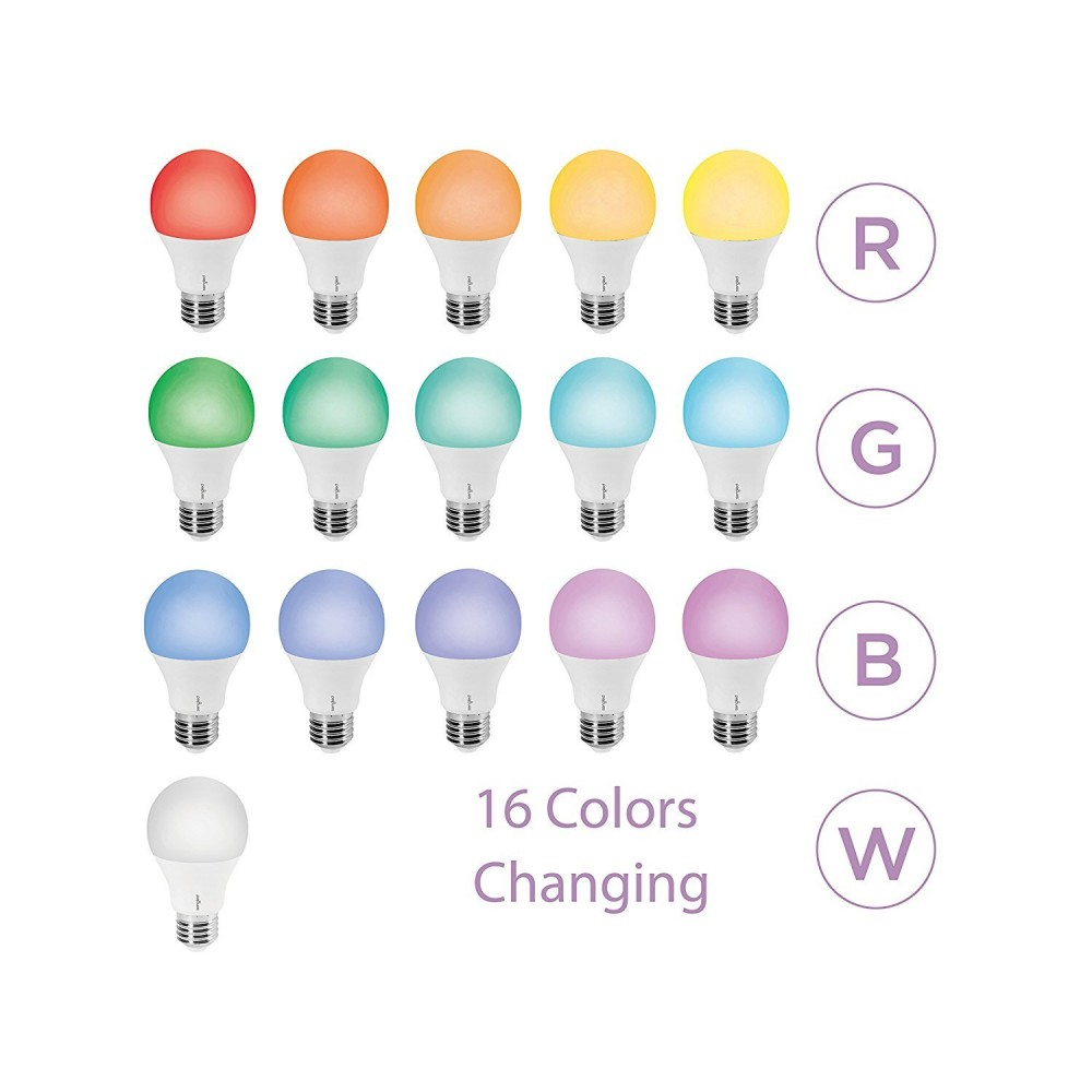 Rgbw Led Color Changing Light Bulbs With Remote Controls Colorchanging Rgb Bulb Par38 02