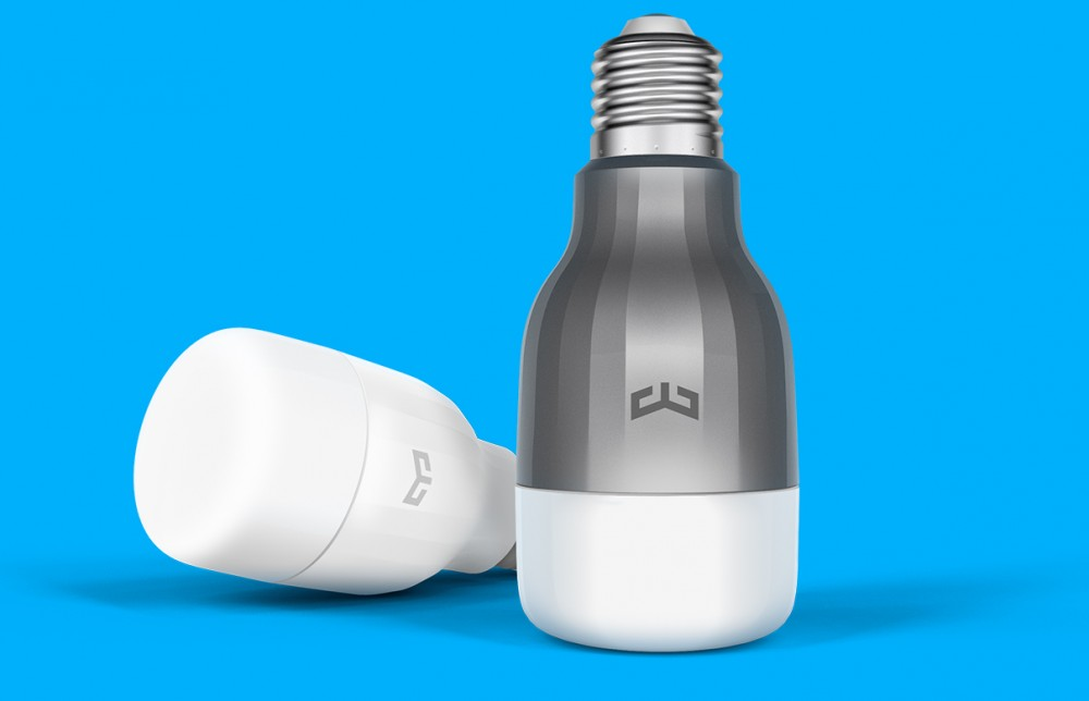 Yeelight RGBW Smart Light Bulb