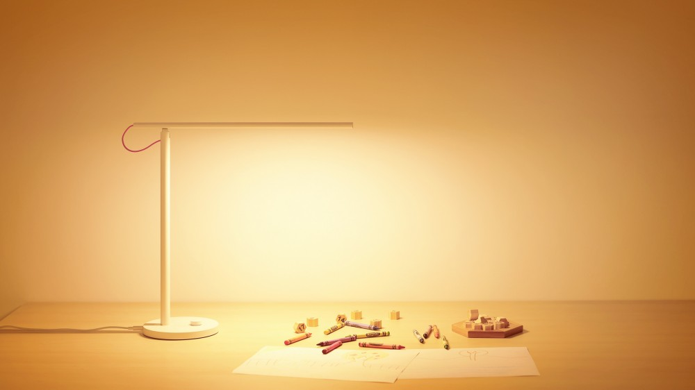 Dimmable Smart LED Desk Lamp