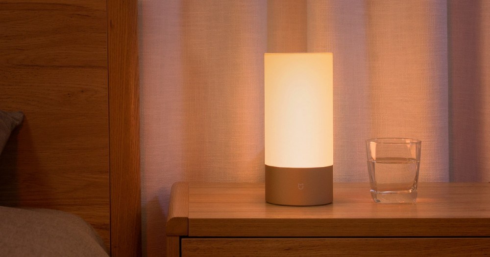 Smart Nightstand Lamps