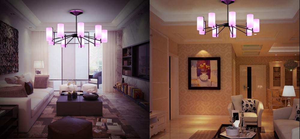 LED Chandelier for Living Room, Dining Room