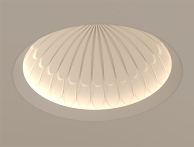 Decorative LED Downlights Add Designer Appeal to Hospitality & Residential Recessed Lighting