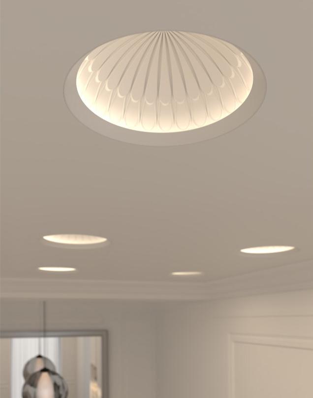 Decorative LED Downlights