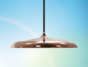 Nordlux Artist LED Pendant Light: Distinguish Your Interior Lighting with Scandinavian Minimalism