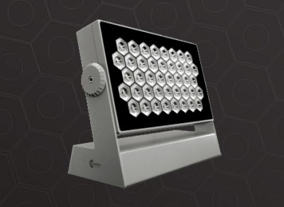 Claypaky Architectural LED Flood Lights Deliver Stunning Facade and Landscape Lighting
