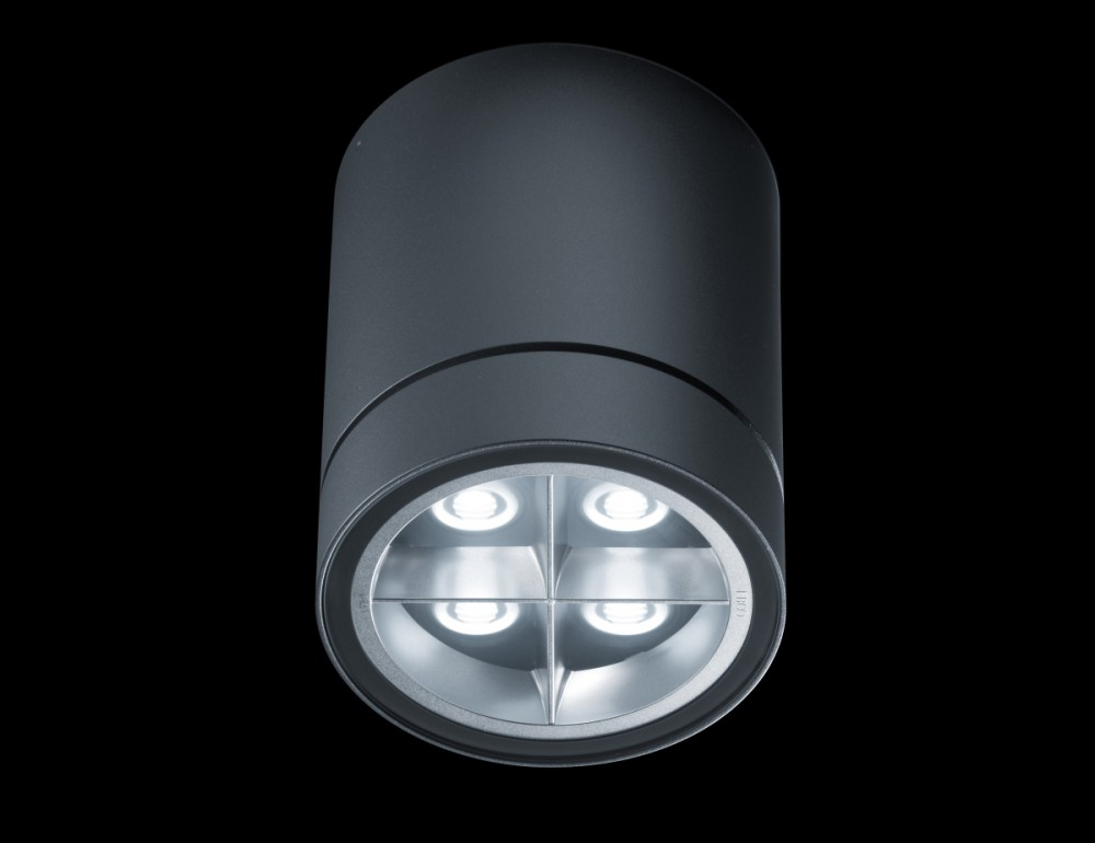 Surface Mount LED Cylinder Downlights