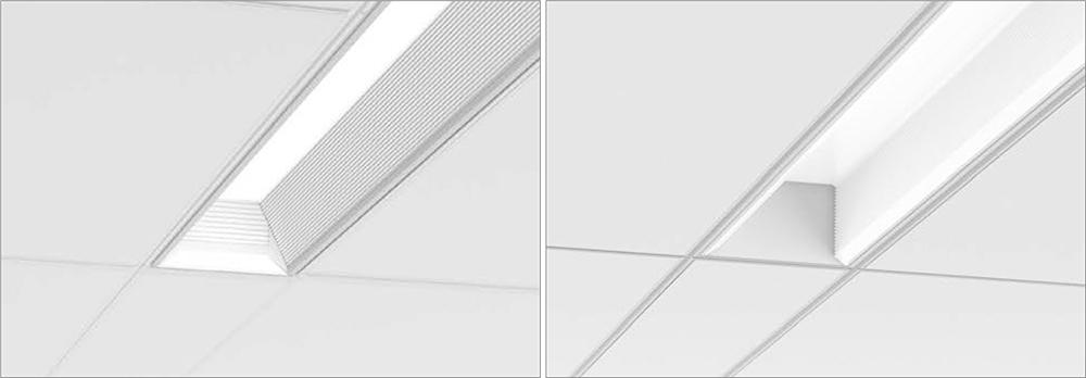 Axis Office Light Fixture