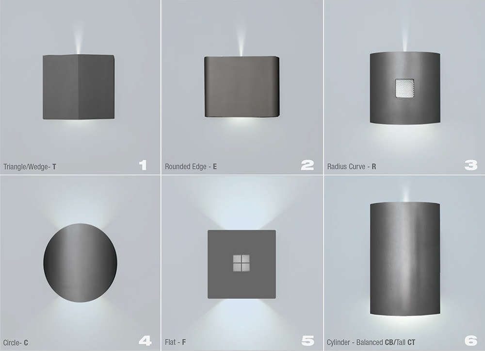 Hubbell Cypher Outdoor Wall Sconces Offer Aesthetically