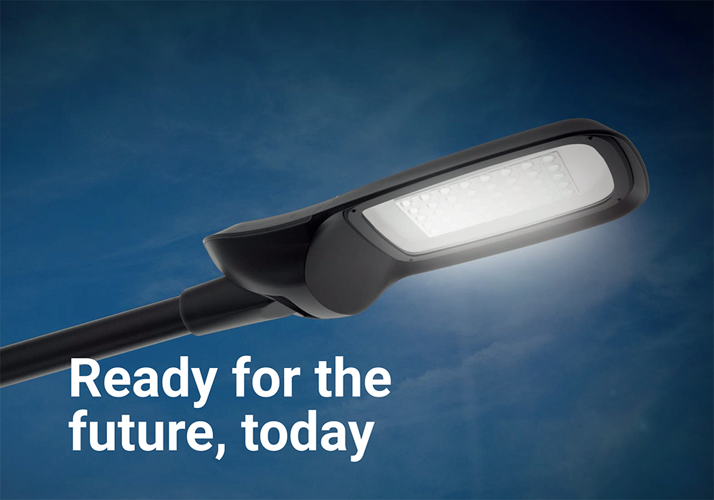 Smart LED Street Lights