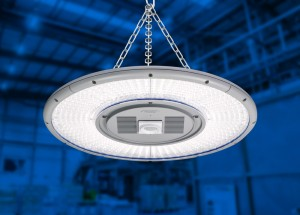 Thorlux Waterproof High Bay LED Lights Thrive in Wet, Dusty, High Ambient Temperature Environments