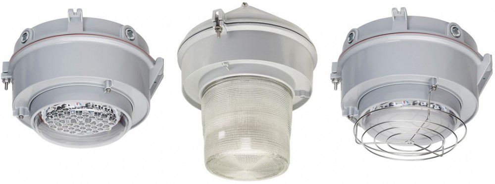 Explosion Proof LED Luminaires