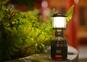 Multi-function Rechargeable Camping Lantern Provides Dependable LED Lighting for Outdoor Enthusiasts