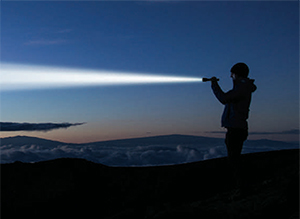 Maglite High Intensity Rechargeable Flashlight Offers Super Bright, Dependable Illumination