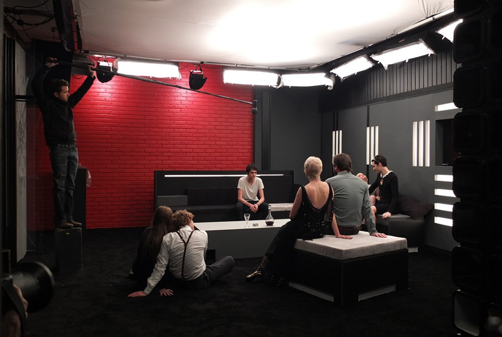 LED Light Panels for Cinematography