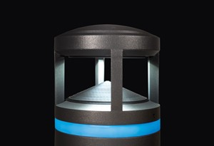 Hubbell Pavilion LED Bollard Redefines Walkway & Driveway Lighting for Landscape Architecture