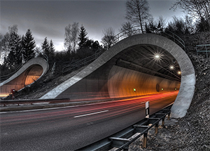 AEC Tunnel Lighting Fixtures Unlock Inherent Values of LED Technology