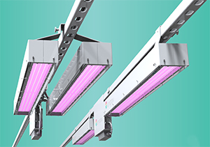 LumiGrow TopLight Brings Smart Horticulture Lighting to Greenhouses and Indoor Grow Facilities