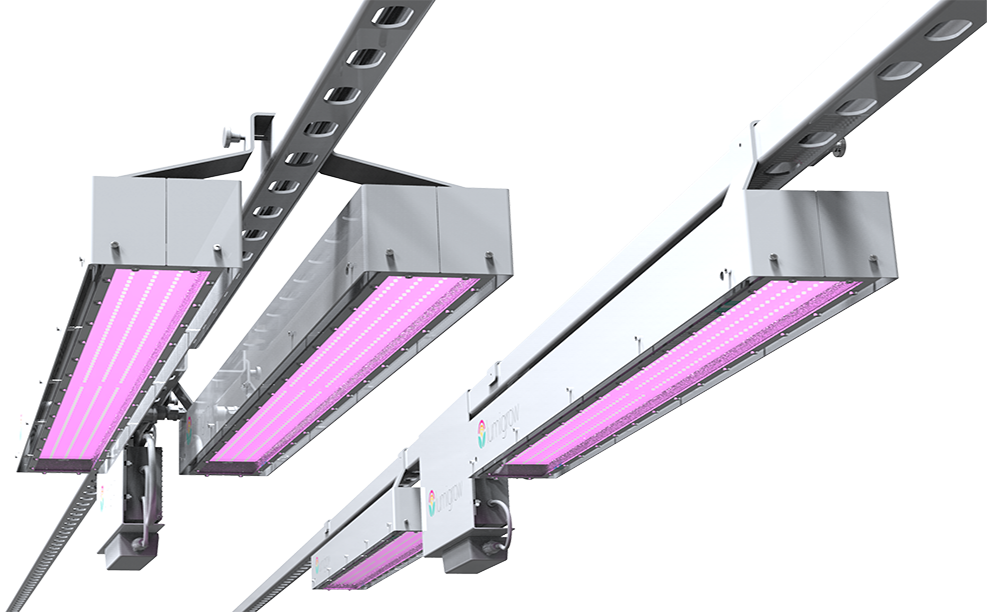 LumiGrow TopLight Brings Smart Horticulture Lighting to Greenhouses