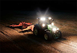 Hella Tractor Work Lights (Plough Lamps) Redefine Agricultural Vehicle Lighting