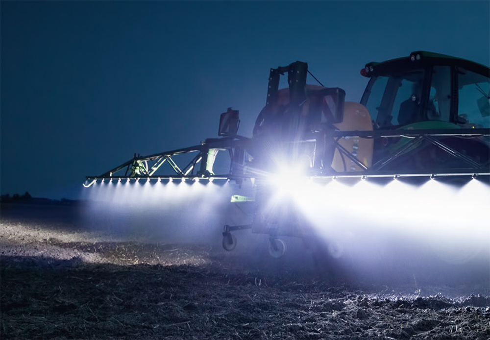 Tractor Work Lights