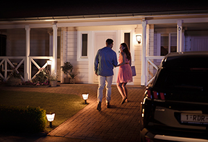 Philips Hue Smart Outdoor Lighting Fixtures Deliver Value Beyond Light for Residential Exteriors