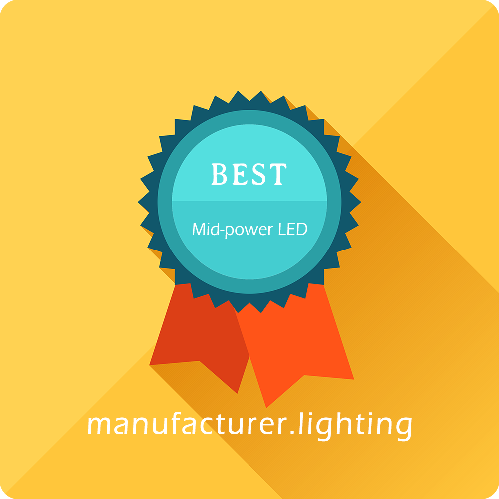 Best Mid-power LEDs