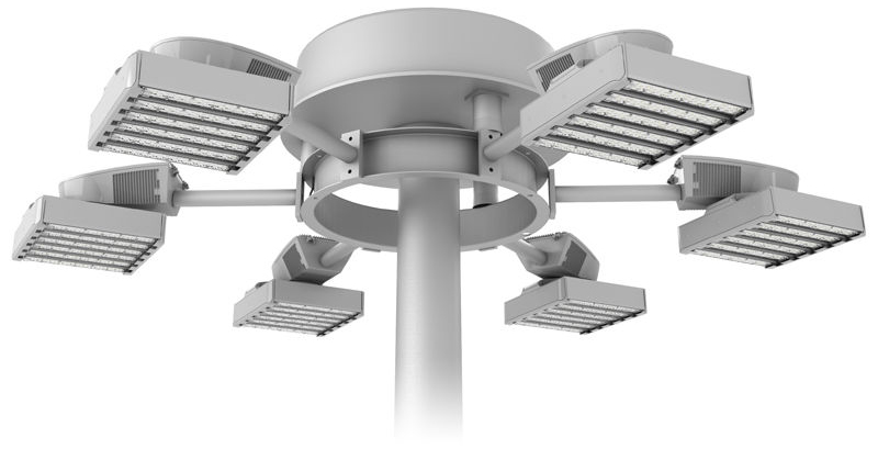 Best High Mast Lighting Systems And Led Luminaires
