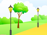 Best Post Top Lights | Pedestrian-scale Lighting for Walkways, Parks and Squares