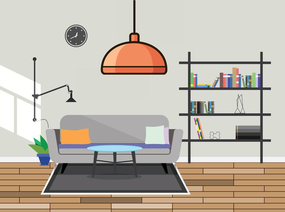 Living Room Pendant Lights